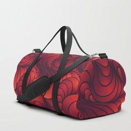 Swirl Sunset Duffle Bag