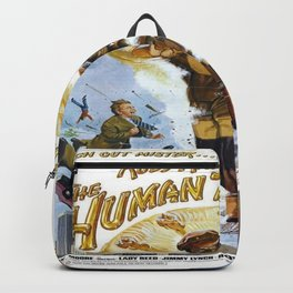 Dolemite: The Human Tornado Backpack