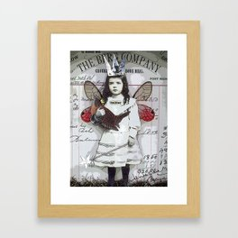 Twitter Framed Art Print