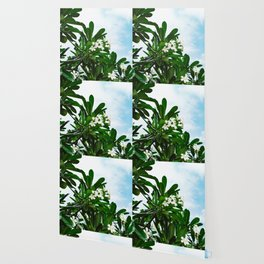 Hawaiian Blooms Wallpaper