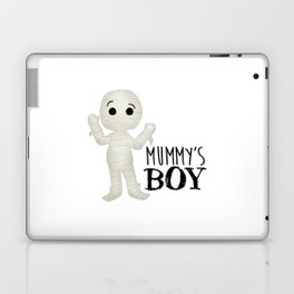 Mummy's Boy Laptop & iPad Skin