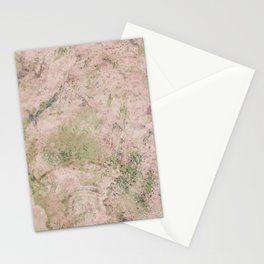 AGATE STONE Stationery Cards