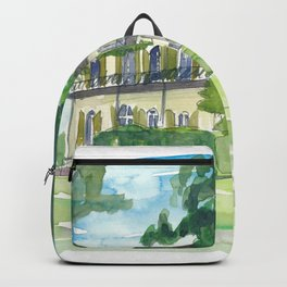 Key West Florida Conch Dreams - Hemingway House Backpack