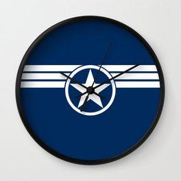Captain S.H.I.E.L.D Wall Clock