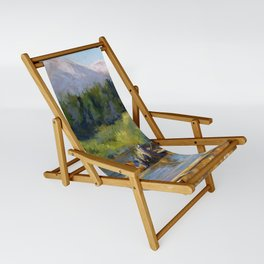 Heavenly View Sling Chair