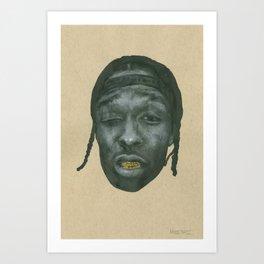 ASAP Art Print