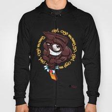 Brown Hunk Chocolate  Hoody