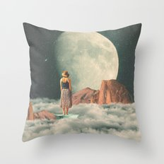 Not Coming Home Throw Pillow