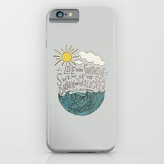 Emerson: Live in the Sunshine Slim Case iPhone 6s