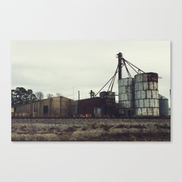 Feed and Supply Canvas Print