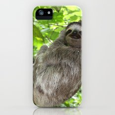 Sloths in Nature Slim Case iPhone (5, 5s)