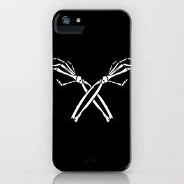 Dead Hands iPhone Case