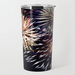 celebration fireworks Travel Mug