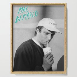 Mac Demarco Serving Tray