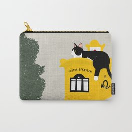 Paws off my post! Carry-All Pouch