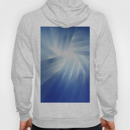 Blue Streaks of Light Hoody