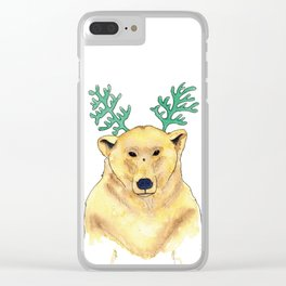 Ours Clear iPhone Case