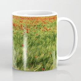 Field of Poppies Coffee Mug