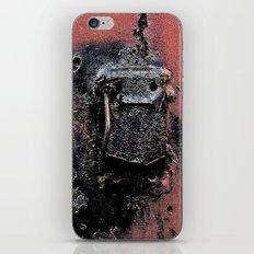 Death's Door in Pink iPhone & iPod Skin