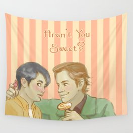 Aren't You Sweet? - Supernatural Wall Tapestry