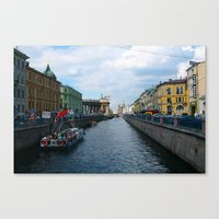 russia Canvas Prints featuring RUSSIA by Azniv's Photos
