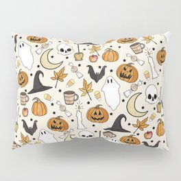 Happy Halloween Pillow Sham