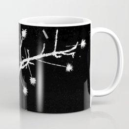 Twigs and Thorns Photogram Coffee Mug