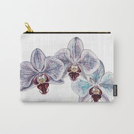 Orchid flowers Carry-All Pouch