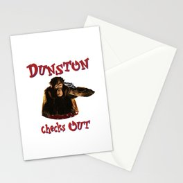 Dunston Checks OUt Stationery Cards