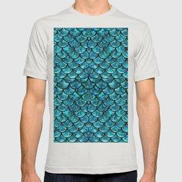 Mermaid Scales Design T-shirt