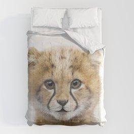 Cheetah Cub Comforters