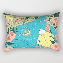 Japan Day Rectangular Pillow
