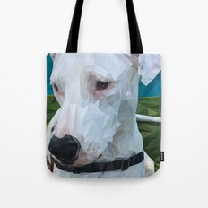 Rocky Dog Tote Bag