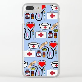 Cootie Shot Clear iPhone Case