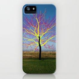 Onetree 02 iPhone Case