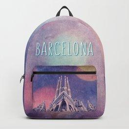 Barcelona Sagrada Familia Backpack