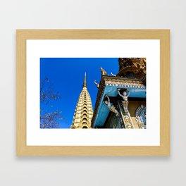 Battambang Framed Art Print