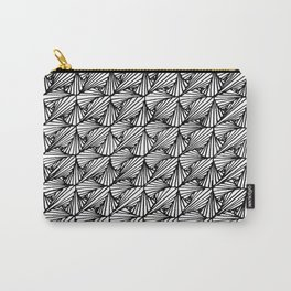 Zentangle Paradox Carry-All Pouch