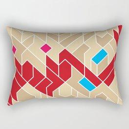 Accouchement Rectangular Pillow