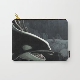 Whalien Carry-All Pouch