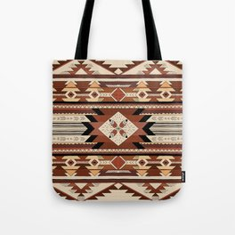 Native feather Tote Bag