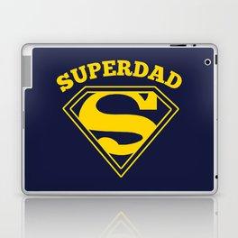Superdad | Superhero Dad Gift Laptop & iPad Skin