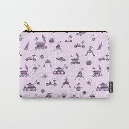 Space Cadet Pattern Carry-All Pouch
