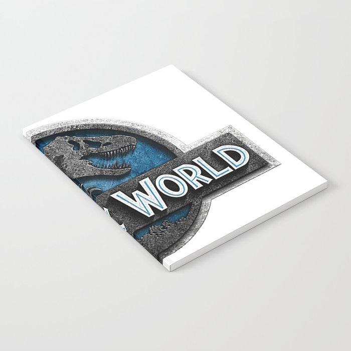 Jurassic World Notebook