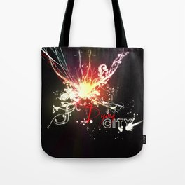 Dying City Tote Bag