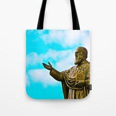 Saint Vinnie Tote Bag