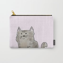 Cute and lovely cat Lupita Carry-All Pouch