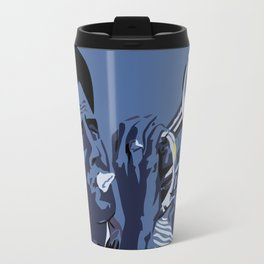New Orleans welcomes you Travel Mug