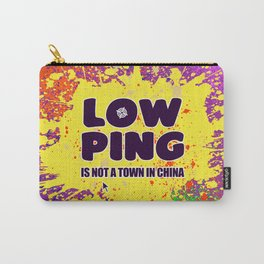 Low-Ping Carry-All Pouch