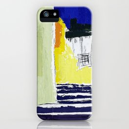 town view iPhone Case